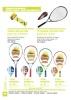 Catálogo de raquetas