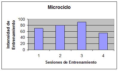 Microciclo: Periodización del Entrenamiento Deportivo