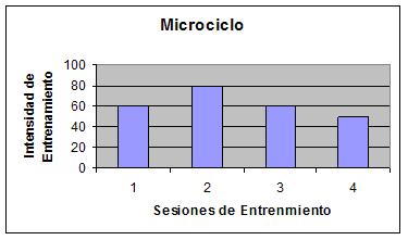 Microciclo: Periodización del Entrenamiento