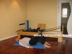 Pilates. El Cien. Posición 1