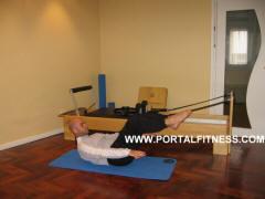 Pilates. El Cien. Posición 2