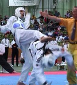 El accionar táctico de Taekwondo