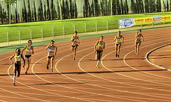 Historia de los 400 y 800 metros planos en atletismo