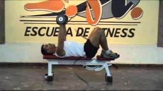 10 ejercicios para el fortalecimiento de los m�sculos pectorales