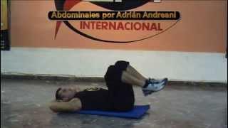 15 ejercicios para abdominales y espinales