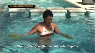 20 ejercicios para realizar fitness acuático