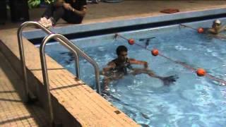 Ejercicios para aquafitness