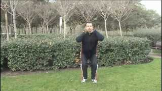 8 ejercicios para realizar con bandas elásticas