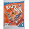 Kid's Box 3. English for Spanish speakers.