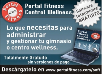 Software Portal Fitness Control Wellness