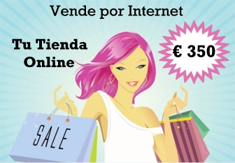 Tu tienda online por 350 euros