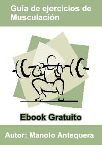 Guía de ejercicios de musculación