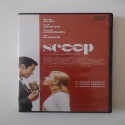 DVD - Scoop